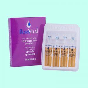 Стимулант за коса с оризови протеини - 4 ампули по 10мл. 12 кутийки в търговска опаковка.