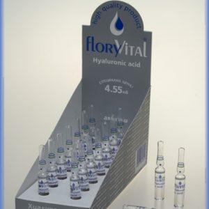 Серум Хиалуронова киселина – 14 ампули по 2мл.
